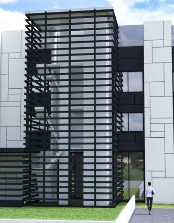 le 204 façade